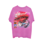 Stupid Love pink T-Shirt 001