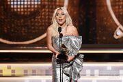 2-10-19 Acceptance at 61st Grammy Awards 003
