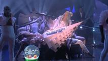 12-9-12 Performing Marry The Night on The Ellen DeGeneres Show 004
