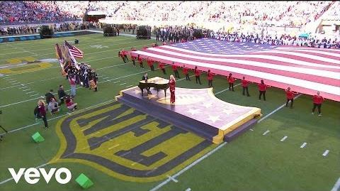 Star-Spangled Banner (Live at Super Bowl 50)