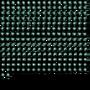 ARTPOP App - Aura sparkles 'cyan'
