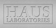 Haus Laboratories 2014 Grey Logo