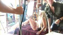 9-12-11 Annie Leibovitz BTS 011