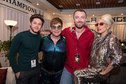 1-20-19 Elton John's Farewell Yellow Brick Road Show at Staples Center in LA 002