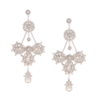 Rodrigo Otazu - Crystal Swarovski earrings