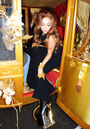 10-7-12 Arriving at FAME launch in Harrods 007