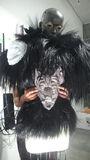 Zaldy Monster Goat Fur 002