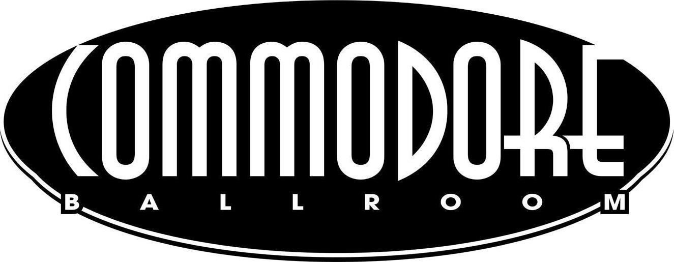 The Commodore Ballroom