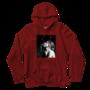 JTW Merch tentacle red hoodie