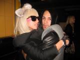 Gaga and Silas 2008