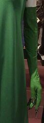 Michael Schmidt - Custom green glove