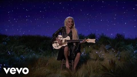 Million Reasons (Live from AMA)