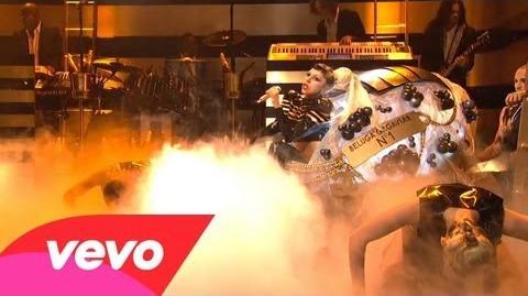 Born This Way (Live on SNL)