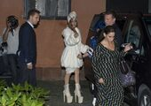 8-29-12 Arriving at Bon Magazine Party in Stockholm 002