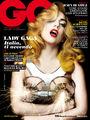 GQ Italia November 2010 cover