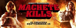 Machete Kills Old Header