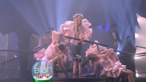 12-9-12 Performing Marry The Night on The Ellen DeGeneres Show 001