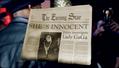 Lady Gaga - Paparazzi Music video Headline 7