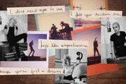Perfect Illusion - Collage
