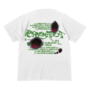Chromatica white tee 002