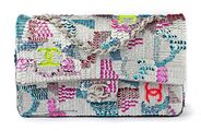 Chanel - Sequin Pop Art flap bag (Fall 2014 RTW Collection)