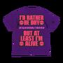 ROM purple tee 002
