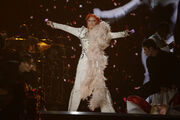 2-15-16 Performance at 58th Grammy Awards in LA 007