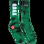 Chromatica Green Socks