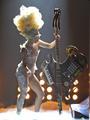 2010 BRIT Awards performance 005
