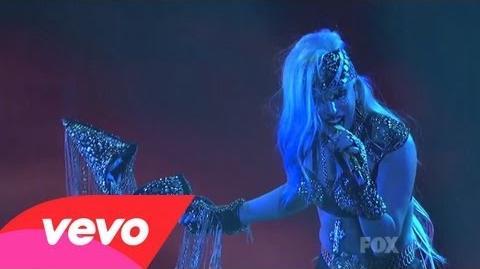 The Edge of Glory (Live on American Idol)