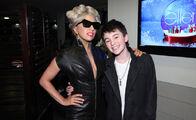 12-9-11 Ellen Backstage
