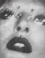 Chromatica Trifold LP fanzine 001