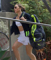 7-25-21 Leaving Wimbledon Center Court in LA 001