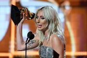 2-10-19 Acceptance at 61st Grammy Awards 004
