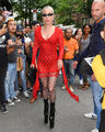6-27-18 Arriving at Electric Lady Studios in NYC 001