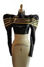 Custom Jac Langheim cropped top