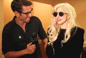 10-10-09 Human Rights Campaign Backstage