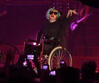 Lady-Gaga-Mermaid-In-Wheelchair
