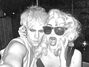 3-21-10 With Justin Tranter in Sydney 001