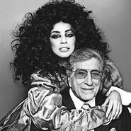 Lady Gaga/Cheek to Cheek