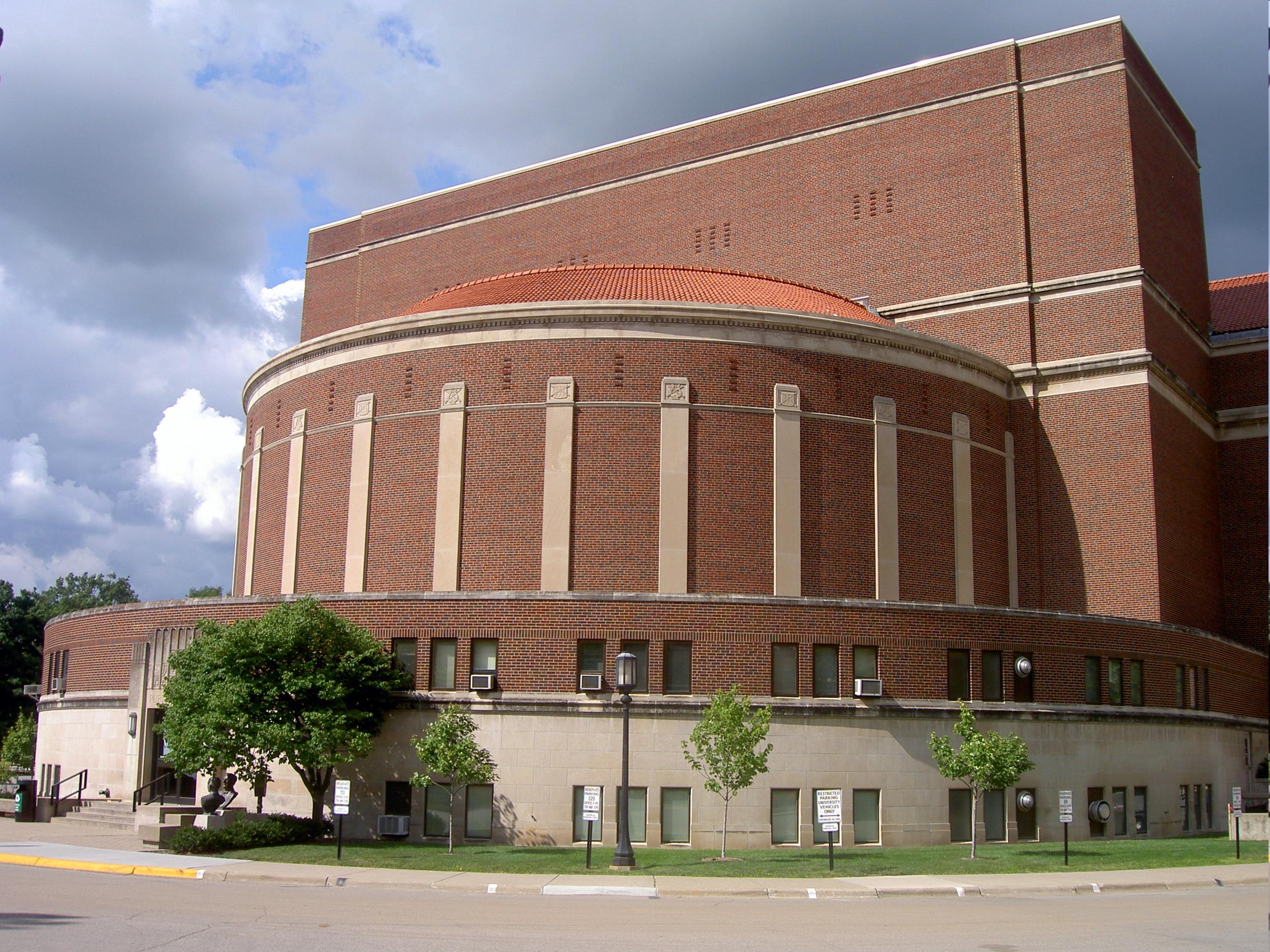 Edward C. Elliott Hall of Music