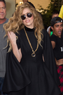 8-23-13 Leaving her apartment 001