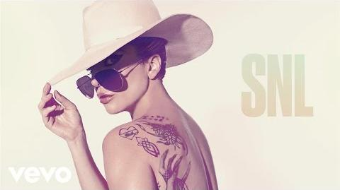 Million Reasons (Live from SNL)
