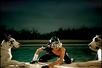 10-3-09 Poker Face music video (scene 1) 008