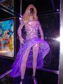 Armani - Corset dress, catsuit with Swarovski crystals