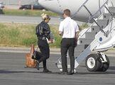 5-16-19 Boarding a private jet in LA 001