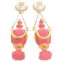 Chanel - Vase earrings