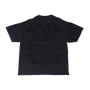 BTW10th motorcycle black shirt back