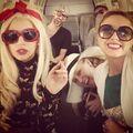 11-28-12 Gaga at Safari in South Africa 004