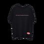 Stupid Love black T-Shirt 001